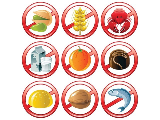 Nut Free Food Items